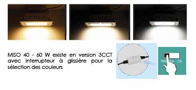Lysar éclairage LED