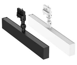 Lysar Track LED rails led