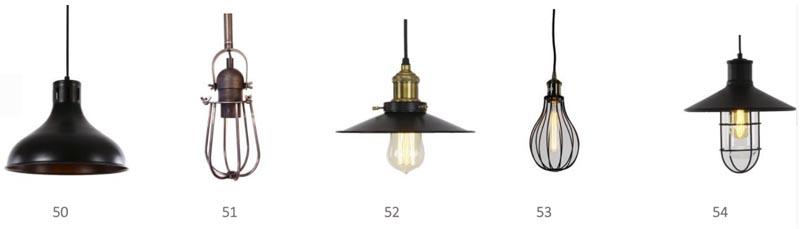 Lysar éclairage Suspension décorative