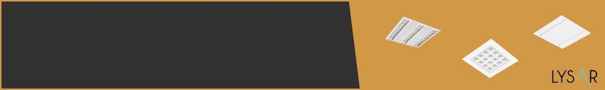 LYSAR Pavés encastrés LED