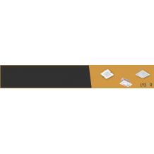 Downlights LED Carrés Encastrés